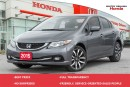 Used 2014 Honda Civic Touring for sale in Whitby, ON