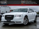 Used 2016 Chrysler 300 Touring|Navi|Pano Sunroof|Backup Cam|Bluetooth|R-Start|Leather|Head Front Seats|18