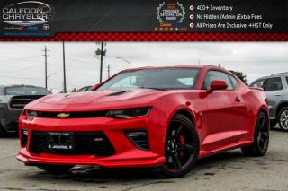 Used 2016 Chevrolet Camaro SS|Navi|Backup Cam|Bluetooth|Ventilated Front Seats||20