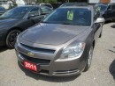 Used 2011 Chevrolet Malibu WELL EQUIPPED 2LT MODEL 5 PASSENGER 2.4L - DOHC ENGINE.. CD/AUX/USB CONNECTION.. POWER SUNROOF.. HEATED SEATS.. KEYLESS ENTRY.. LEATHER.. for sale in Bradford, ON