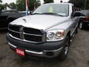 Used 2008 Dodge Ram 1500 'GREAT VALUE' SXT MODEL 6 PASSENGER 5.7L HEMI.. 4X4.. QUAD CAB.. LONG BOX.. KEYLESS ENTRY.. AM/FM/CD/ AUX.. REMOTE START.. for sale in Bradford, ON