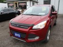 Used 2013 Ford Escape POWER EQUIPPED SE MODEL 5 PASSENGER 1.6L - DOHC ENGINE.. FWD.. CLOTH.. REAR PARK AID.. ECO-BOOST.. KEYLESS ENTRY.. for sale in Bradford, ON