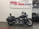 Used 2005 Harley-Davidson FLSTC Heritage Softail Classic SOLD SOLD SOLD Black and Chrome Corbin Seat for sale in St George Brant, ON
