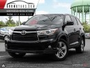 Used 2014 Toyota Highlander Limited AWD V6 for sale in Stittsville, ON