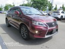 Used 2013 Lexus RX 350 F SPORT PKG for sale in Richmond, BC