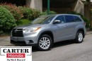 Used 2015 Toyota Highlander LE + AWD + 8 SEATS + ACCIDENTS FREE + LOCAL! for sale in Vancouver, BC