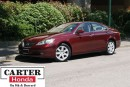Used 2008 Lexus ES 350 NAVI + LOW KMS + LEATHER + COOLED SEATS! for sale in Vancouver, BC