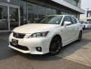 Used 2012 Lexus CT 200h Base (CVT) for sale in Surrey, BC
