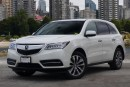 Used 2014 Acura MDX Navigation at for sale in Vancouver, BC