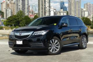 Used 2016 Acura MDX Navi *Navigation & Bluetooth! for sale in Vancouver, BC