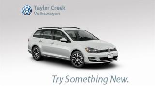New 2017 Volkswagen Golf Sportwagen 1.8T Cmfrtline DSG 6sp at w/Tip 4MOTION for sale in Orleans, ON
