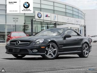 Used 2011 Mercedes-Benz SL 550 *CONVERTIBLE* | NIGHT EDITION | COOL SEATS | for sale in Oakville, ON