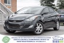 Used 2011 Hyundai Elantra NAVI BackupCam Leather Sunroof for sale in Caledon, ON