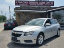 Used 2011 Chevrolet Cruze LT Turbo+ w/1SB for sale in Scarborough, ON