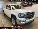 New 2017 GMC Sierra 1500 SLT-Navigation, Heated/Cooled Leather, Android/Apple Carplay for sale in Lethbridge, AB