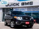 Used 2010 Hyundai Santa Fe Limited w/Navi for sale in North York, ON