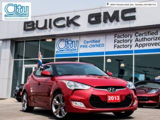 Used 2013 Hyundai Veloster - for sale in North York, ON