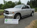 Used 2015 Dodge Ram 1500 SLT Crew 4WD Hemi, Warr for sale in Surrey, BC