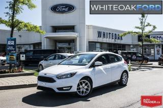 Used 2015 Ford Focus SE, 1.9%-72MOS PLUS WARRANTY for sale in Mississauga, ON
