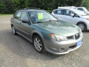 Used 2006 Subaru Impreza SPORT AWD for sale in Beaverton, ON