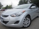 Used 2013 Hyundai Elantra GL-heated seats-Bluetooth-certified for sale in Mississauga, ON