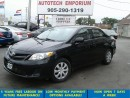 Used 2013 Toyota Corolla Auto Bluetooth/Htd Seats &GPS*$39/wkly for sale in Mississauga, ON