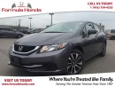 Used 2014 Honda Civic Sedan EX | HEATED SEATS | LOW KM! for sale in Scarborough, ON