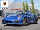 Used 2014 Porsche 911 Turbo S - Local Edmonton Vehicle - Certified for sale in Edmonton, AB