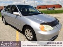 Used 2003 Honda Civic LX - 1.7L for sale in Woodbridge, ON