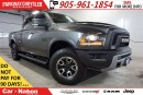 Used 2017 Dodge Ram 1500 REBEL| AIR SUSPENSION| RAMBOX SYSTEM| NAV & MORE! for sale in Mississauga, ON