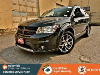 Used 2012 Dodge Journey R/T for sale in Richmond, BC