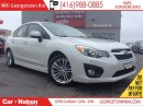 Used 2014 Subaru Impreza 2.0i | SUNROOF | ALLOYS | FOGS | LOW KM | for sale in Georgetown, ON