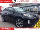 Used 2014 Kia Sorento SX 7- SEATER | ONE OWNER | TOP LINE | for sale in Georgetown, ON