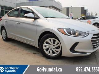 Used 2017 Hyundai Elantra LE Auto A/C Bluetooth for sale in Edmonton, AB