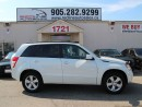 Used 2010 Suzuki Grand Vitara Sunroof, 4x4, WE APPROVE ALL CREDIT for sale in Mississauga, ON