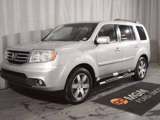 Used 2012 Honda Pilot Touring for sale in Red Deer, AB