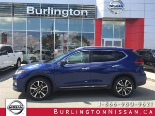 Used 2017 Nissan Rogue SL PLATINUM *** $30,900 + HST & LICENCE *** for sale in Burlington, ON