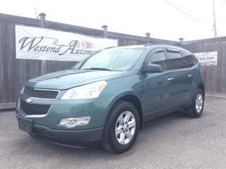 Used 2009 Chevrolet Traverse LS 7 PASSENGER for sale in Stittsville, ON