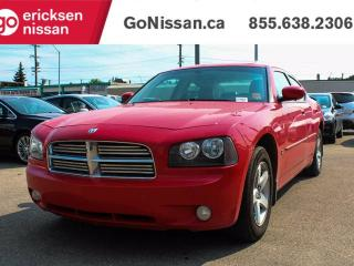 Used 2010 Dodge Charger SXT 4dr Rear-wheel Drive Sedan for sale in Edmonton, AB