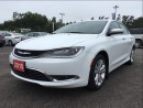 Used 2015 Chrysler 200 Limited for sale in Norwood, ON