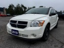 Used 2010 Dodge Caliber SXT - Heated Seats - 2 Sets of Tires for sale in Norwood, ON