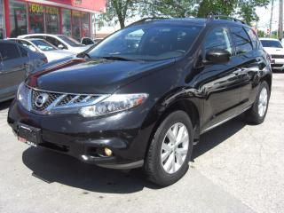 Used 2011 Nissan Murano SL AWD for sale in London, ON