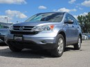 Used 2010 Honda CR-V LX AWD / ACCIDENT FREE for sale in Newmarket, ON