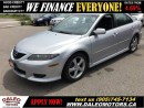 Used 2004 Mazda MAZDA6 GS-V6 for sale in Hamilton, ON