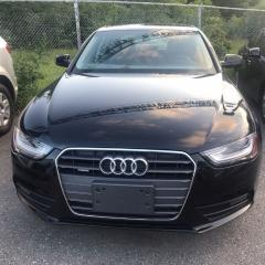 Used 2013 Audi A4 Premium  AWD NO ACCIDENT ONTARIO CARr for sale in Brampton, ON
