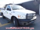 Used 2008 Dodge RAM 2500  REG CAB for sale in Calgary, AB
