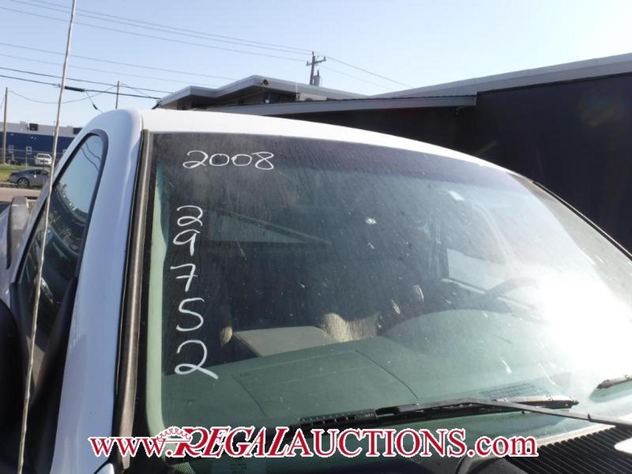 2008 Dodge RAM 2500  REG CAB