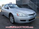 Used 2003 Honda ACCORD EX 2D COUPE V6 for sale in Calgary, AB