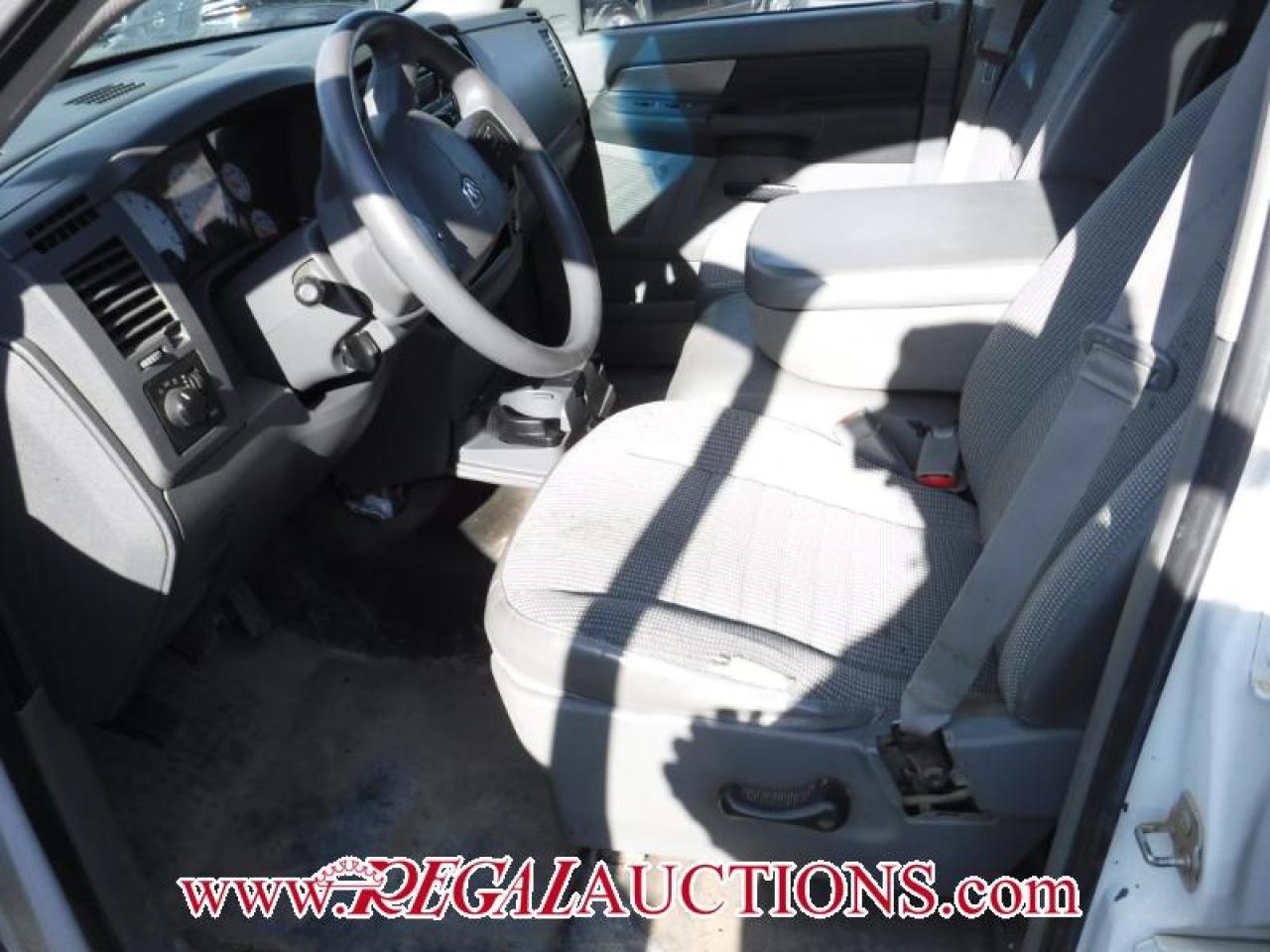 2007 Dodge RAM 1500  2WD