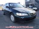 Used 1998 Honda ACCORD LX 4D SEDAN for sale in Calgary, AB